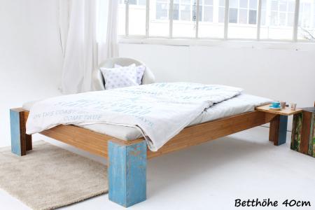 Bett 160 X 220 : bett in 160 x 220 cm schadstofffrei lackierte bambusbetten ~ Markanthonyermac.com Haus und Dekorationen