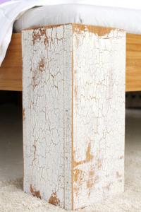 TIBET Bambusbett ohne Rückenlehne 140x200cm