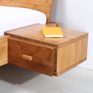 KONG Bambus Nachttisch braun passend zu Bett BALI, BURMA, HAVANNA, TIMOR uvm.!