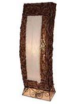Stehlampe Karema in verschiedenen Größen erhältlich